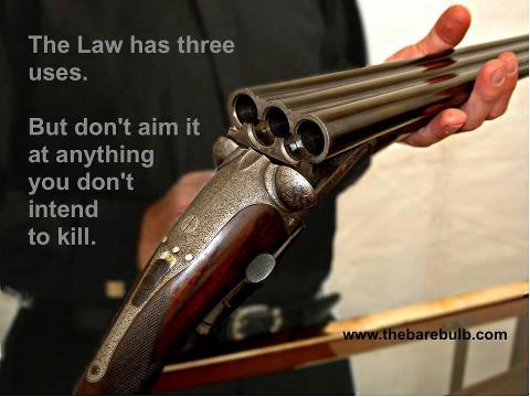 "Law""sSHOTGUN"