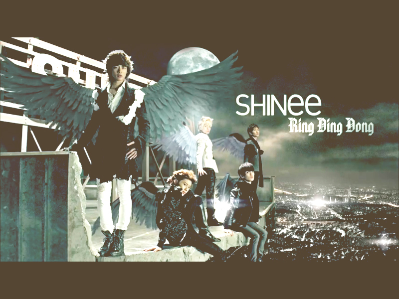 رد: SHINee(샤이니) Super junior & KAT-TUN RingDingDong Remix البقاء للأقوى!,أنيدرا