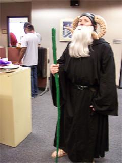 Me, Halloween 2006