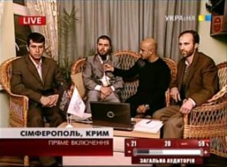 Кадр из передачи Шустер Live