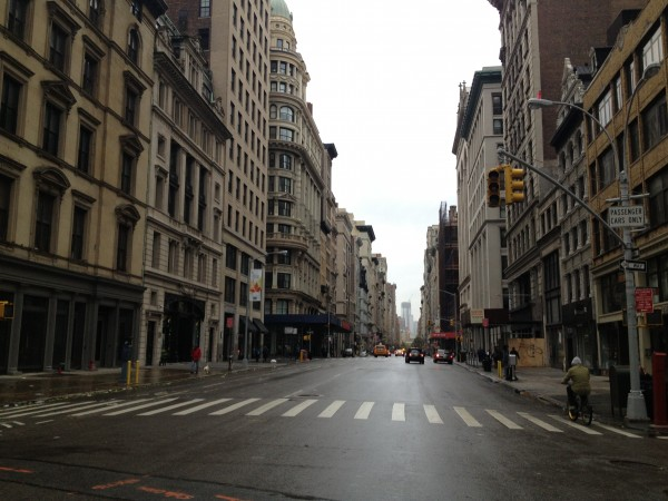 NYC after Sandy