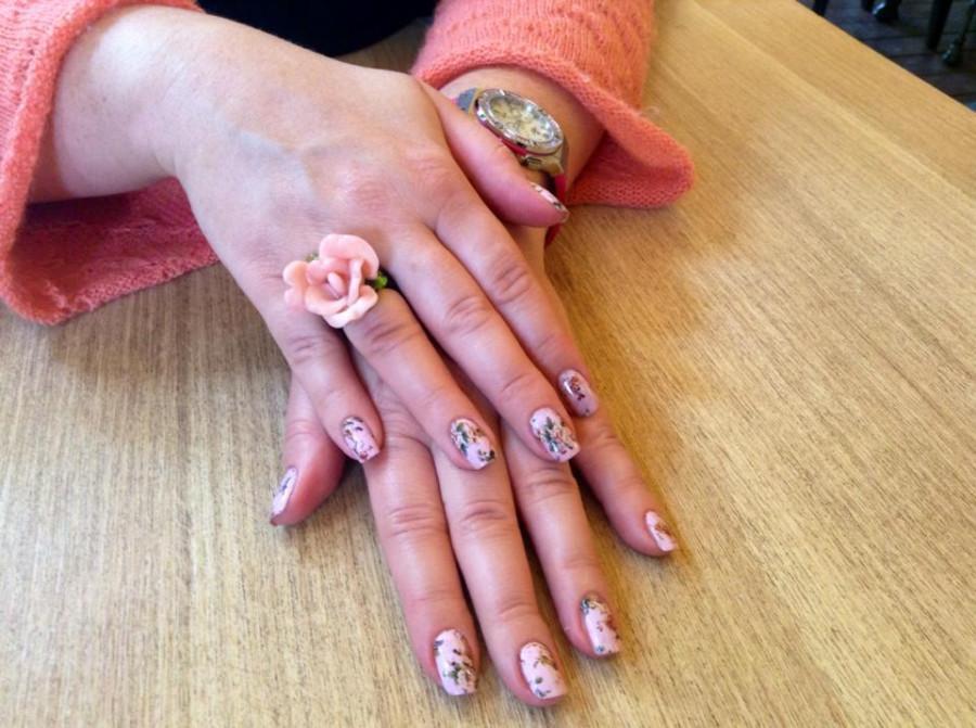 1-ногти
