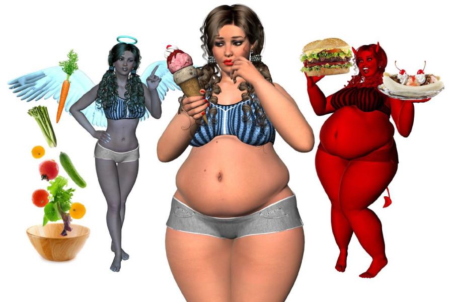 Пожеланием, картинки до после похудения смешные