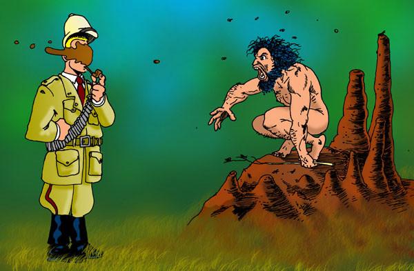 TarzanApeMan