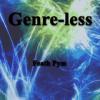 Genre-less book cover