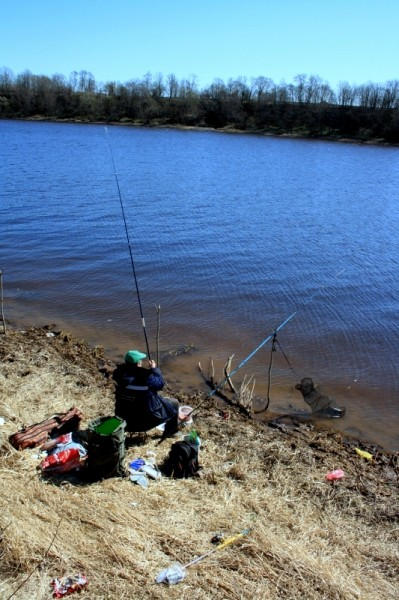 рыбалка в федино