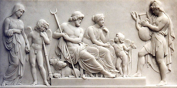 an analysis of the greek creation mythology