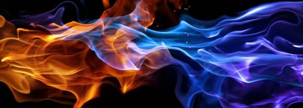 огонь и воздух