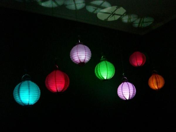 фонарики