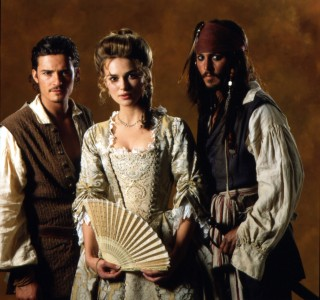 Pirates Of The Caribbean Curse Of The Black Pearl 2003 Review Ashmh Livejournal
