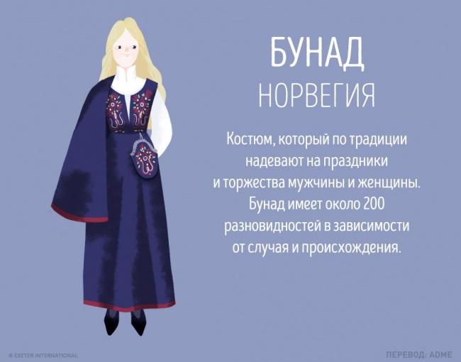 7f07106e7f2 Национальные одежды разных стран мира  felbert