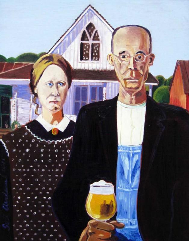 Пиво в шедеврах мировой живописи: felbert — LiveJournal