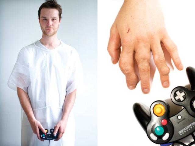 Мозаика странностей - Узнай геймера по рукам