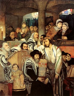 300px-Gottlieb-Jews_Praying_in_the_Synagogue_on_Yom_Kippur