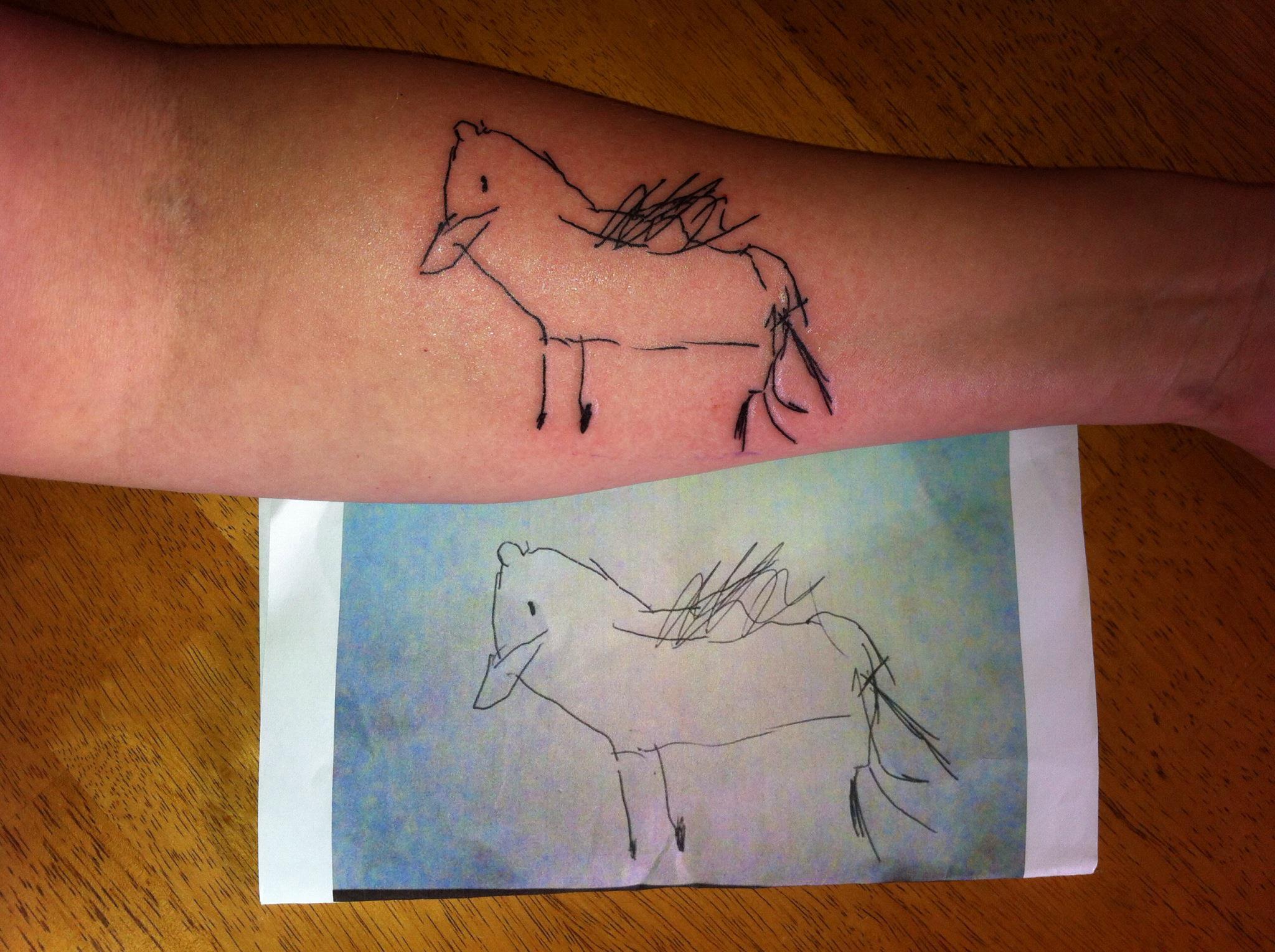 paint-tatoo