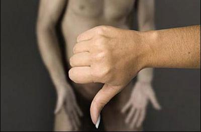 Уменя страх мужской половой член