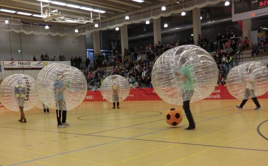 Bubble-Football