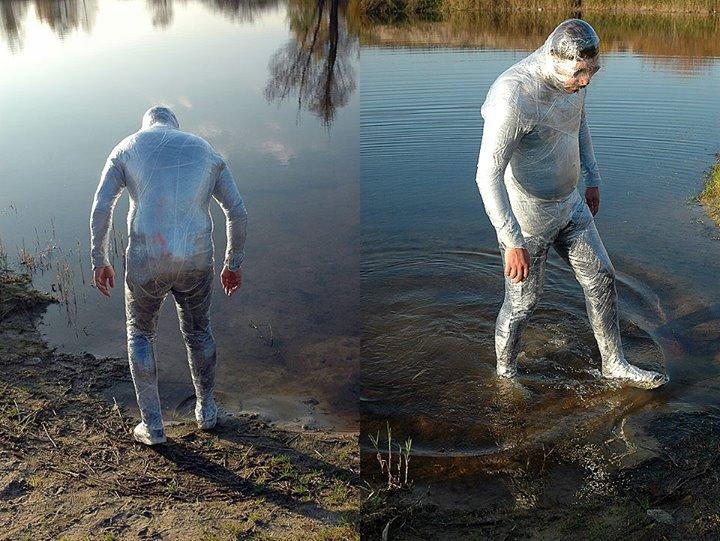 Бюджетный вариант костюма для подводной охоты