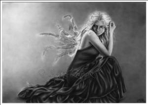 Фея со сломанными крыльями