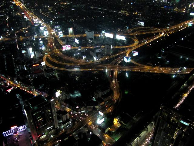 Бангкок развязка
