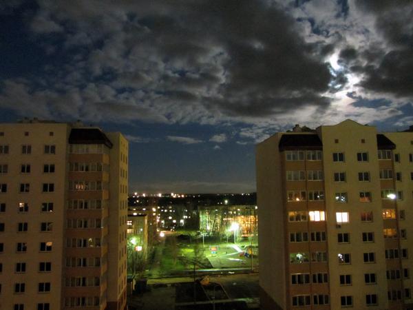 ночной снимок