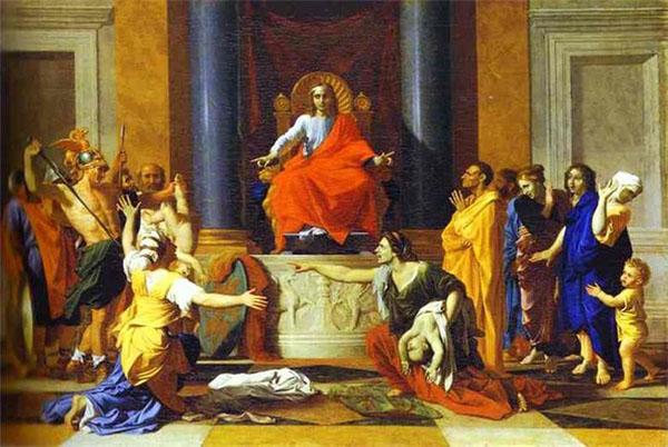 суд царя Соломона