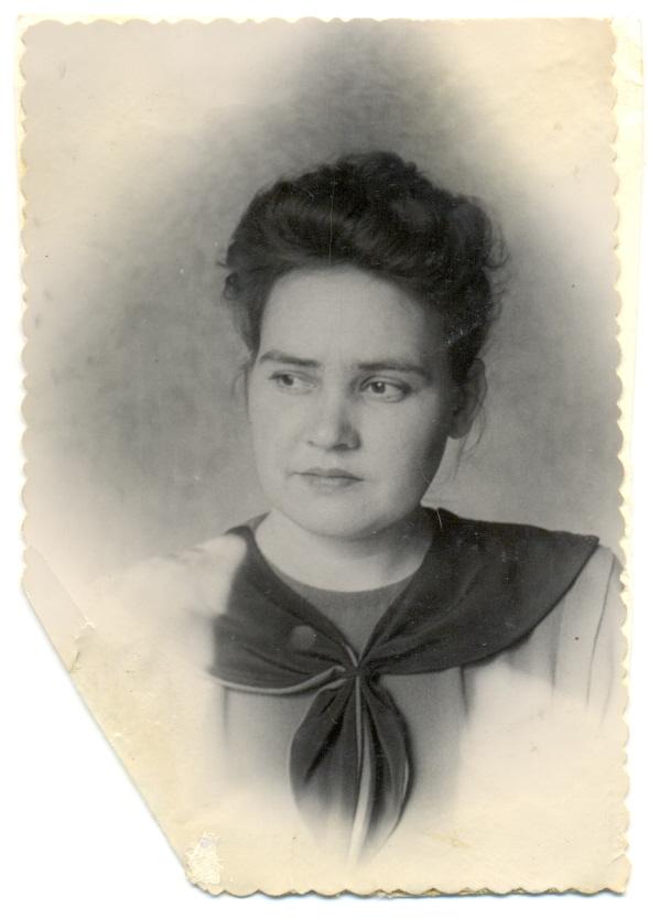 Тётя Валя