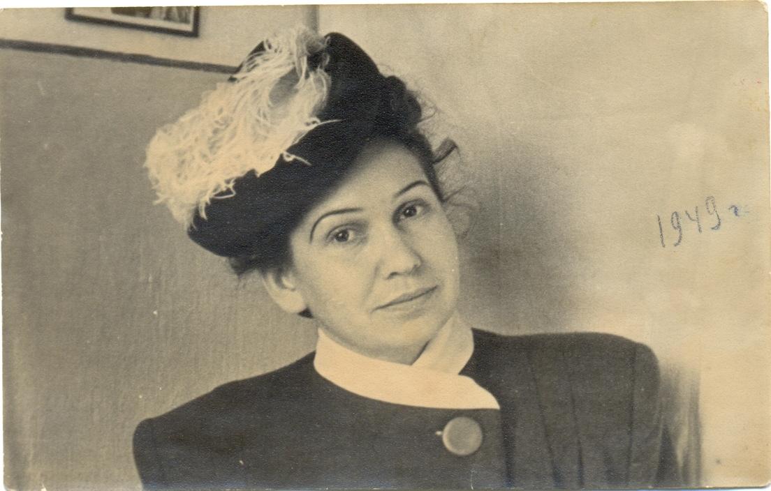 Тётя Нина, 49г.