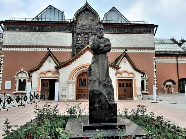 Третьяковка_vs_ Русский музей