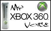 My XBox Voice