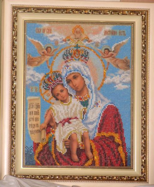 6 - Богородица Милующая (Достойно есть)