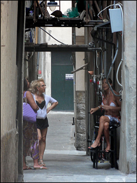 В генуи проститутки