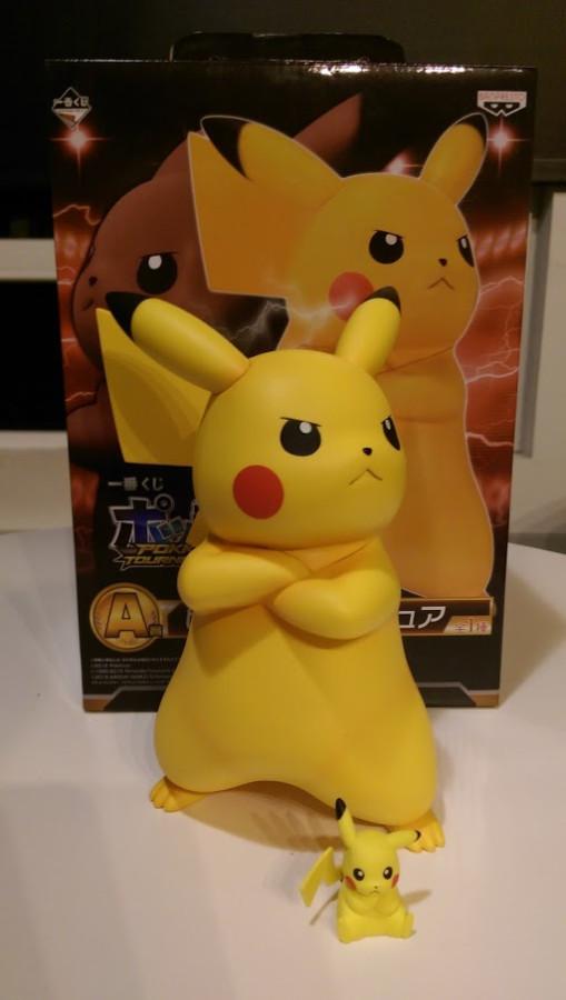 Pokken Tournament Pikachu Is Ready For Battle Pkmncollectors
