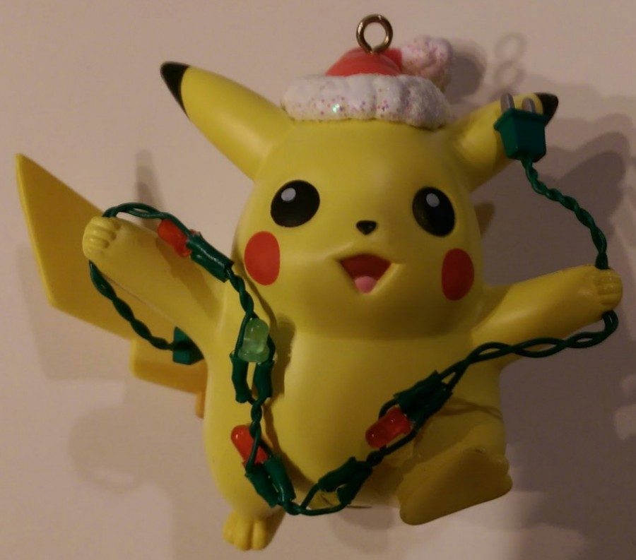 Pokemon Christmas Ornaments.Recent Christmas Gets Feraligatrdan Livejournal