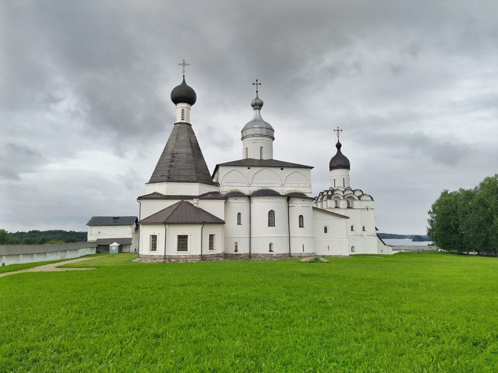 Ферапонтов монастырь. Неделя 10-я по Пятидесятнице.