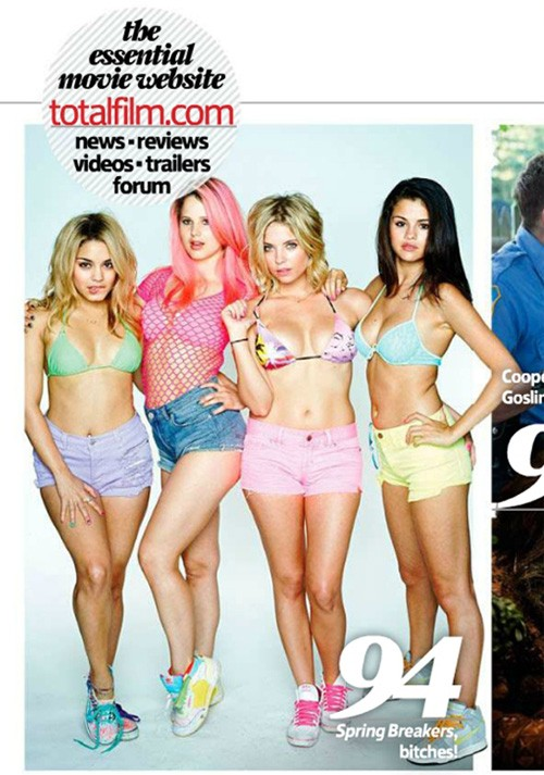 Spring Breakers Girl