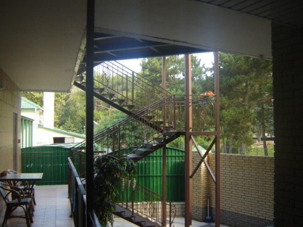 анапа гостиница двор