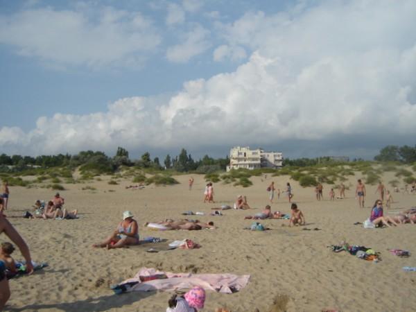 анапа пляж гостиница