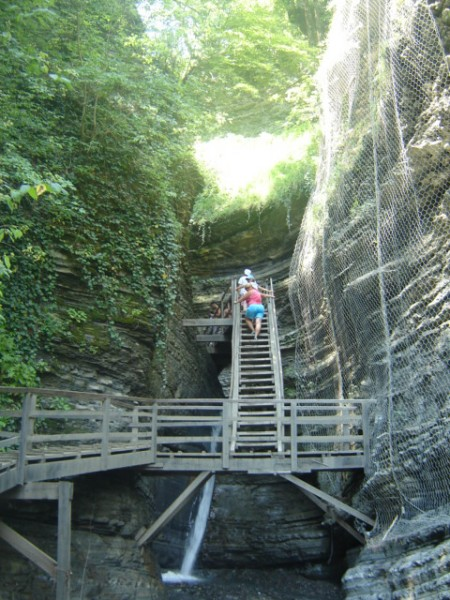 джип - водопад2