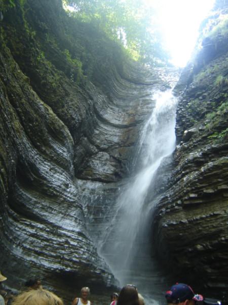 джип - водопад4