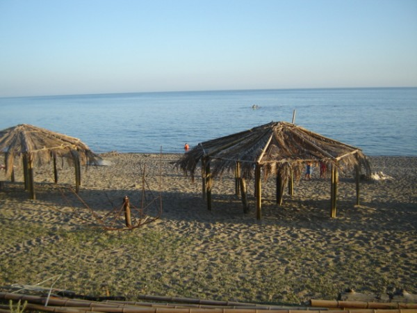пицунда - пляж - восток1