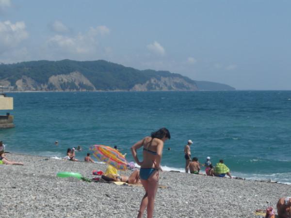 пицунда пляж1