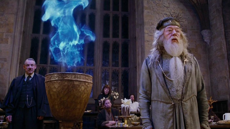 Книга, которую я перечитал несколько раз. Гарри Поттер и ...