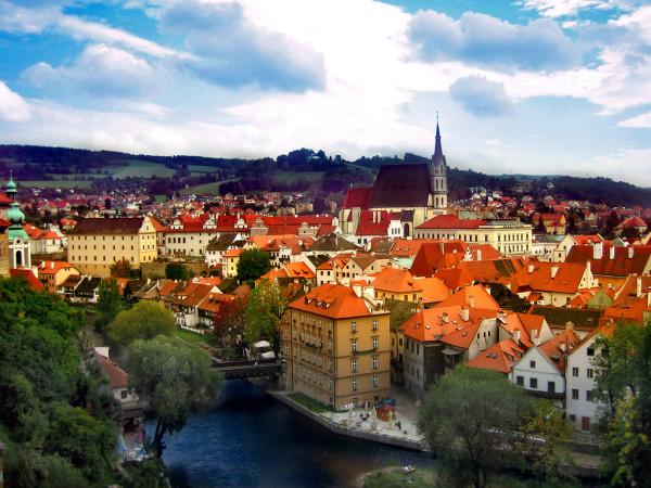 Весеняя-Прага