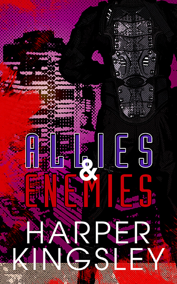 Allies & Enemies, by Harper Kingsley