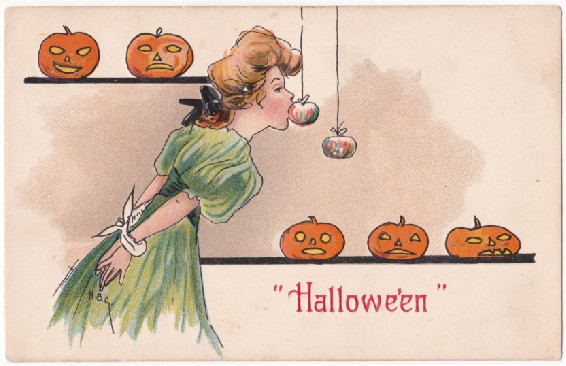 Halloween hanging apple.jpg