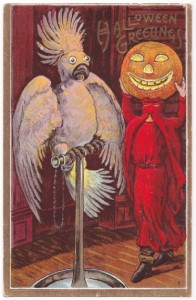 Halloween with startled bird.jpg