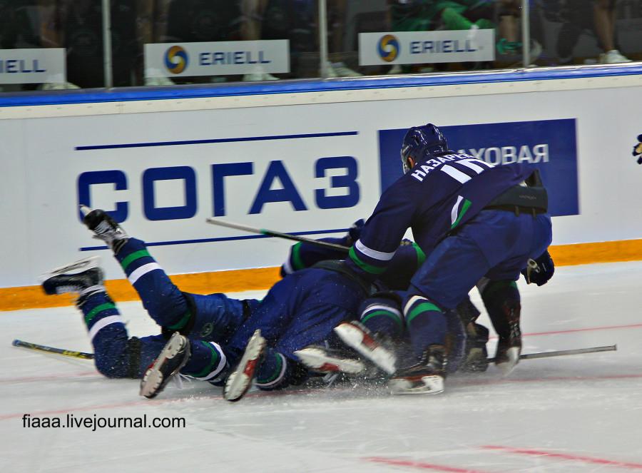 Хоккей уфа