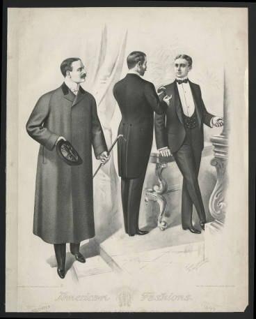 Мужской костюм 19 век : fiaccola777 — LiveJournal
