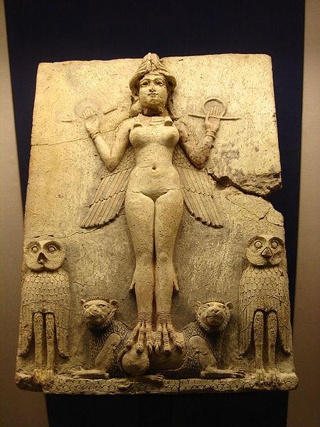 Богиня Иштар
